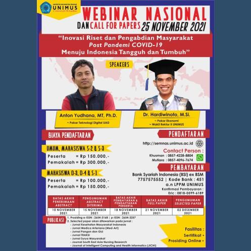 Seminar Nasional 2021